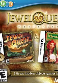 Jewel Quest Mysteries – фото обложки игры