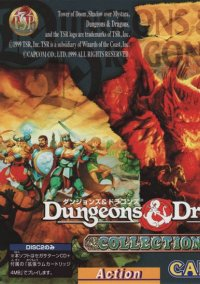 Обложка Dungeons & Dragons: Shadow over Mystara