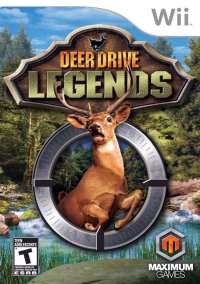 Обложка Deer Drive: Legends