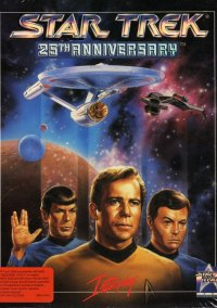 Обложка Star Trek 25th Anniversary