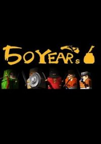 Обложка 50 Years