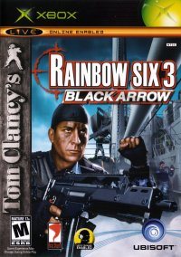 Обложка Tom Clancy's Rainbow Six 3: Black Arrow