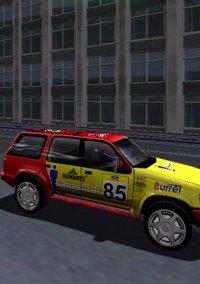 Обложка Ford Racing