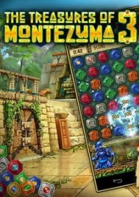 Обложка The Treasures of Montezuma 3
