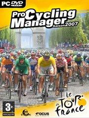 Обложка Pro Cycling Manager Season 2007