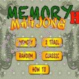 Скриншот Memory Mahjong