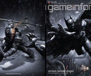 Анонсирован Batman: Arkham Origins