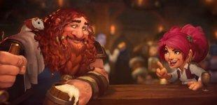 """Hearthstone: Heroes of Warcraft. Обновление """"Пробуждение древних богов"""""""
