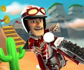 Joe Danger доберется до PS Vita к середине следующего года