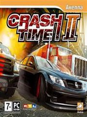 Обложка Crash Time 2 Alarm Cobra 11