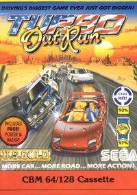 Обложка Turbo OutRun