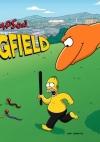 Обложка The Simpsons: Springfield