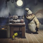 Скриншот Little Nightmares
