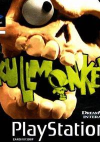 Обложка Skullmonkeys PAL