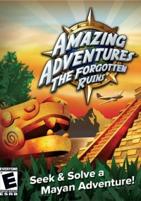 Обложка Amazing Adventures: The Forgotten Ruins