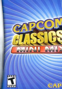 Обложка Capcom Classics Mini Mix