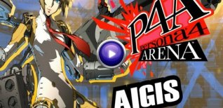Persona 4 Arena. Видео #2