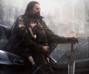 Final Fantasy 15: король Регис прощается со своим сыном Ноктисом