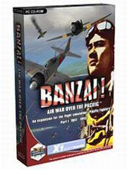 Обложка Banzai!: for Pacific Fighters