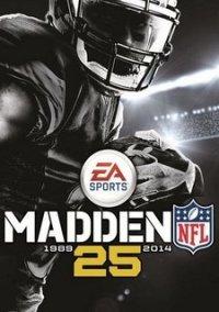 Обложка Madden NFL 25