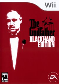 Обложка The Godfather: Blackhand Edition