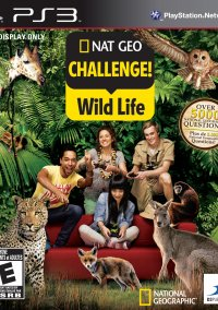 Обложка Nat Geo Challenge! Wild Life