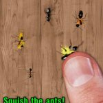 Скриншот Ant Smasher – Изображение 1