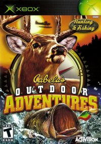 Обложка Cabela's Outdoor Adventures