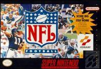 Обложка NFL Football