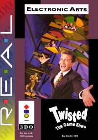 Обложка Twisted: The Game Show