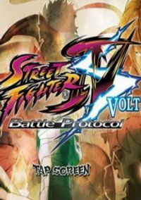 Обложка Street Fighter 4: Volt
