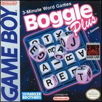 Обложка Boggle Plus
