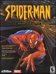 Обложка Spider-Man