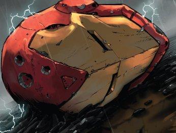 Marvel убила Железного человека в новом выпуске Civil WarII?