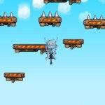Скриншот Mega Jumpy Monster Extreme - Pogo-stick Jump-er – Изображение 1