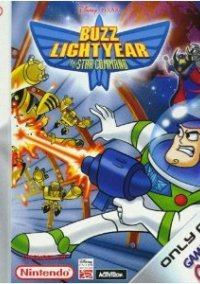 Обложка Disney/Pixar Buzz Lightyear of Star Command