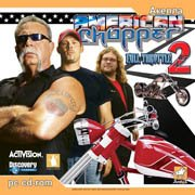 Обложка American Chopper 2: Full Throttle