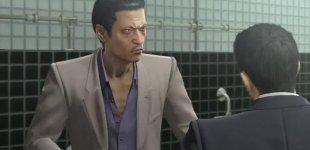 Yakuza 0. Анонсирующий трейлер для Запада