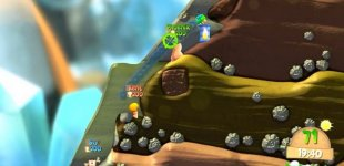 Worms Battlegrounds. Видео #2