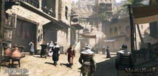 Mount & Blade 2: Bannerlord. Геймплейный трейлер с E3 2017