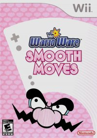 Обложка WarioWare: Smooth Moves