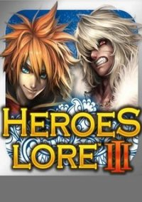 Обложка Heroes Lore III