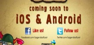Legends of Loot. Видео #1