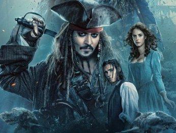 Рецензия на «Пиратов Карибского моря: Мертвецы не рассказывают сказки»