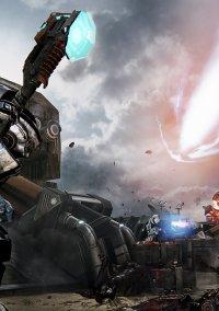 Обложка Mass Effect 3: Reckoning