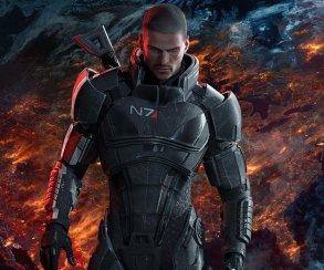 Открылся предзаказ на фигурку Шепарда из Mass Effect 3