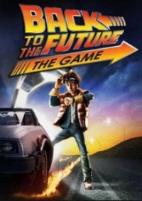 Back to the Future: The Game - Episode 5. OUTATIME – фото обложки игры