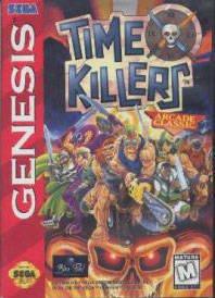 Обложка Time Killers