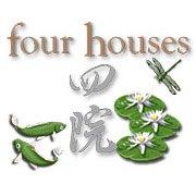 Обложка Four Houses