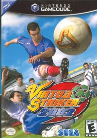Обложка Virtua Striker 2002